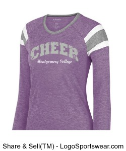 MC Cheer Long Sleeve Sport Design Zoom
